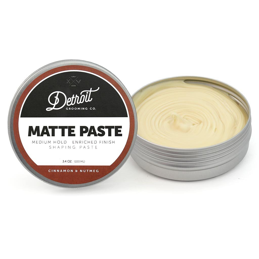 3.4 oz Matte Paste Hair Product