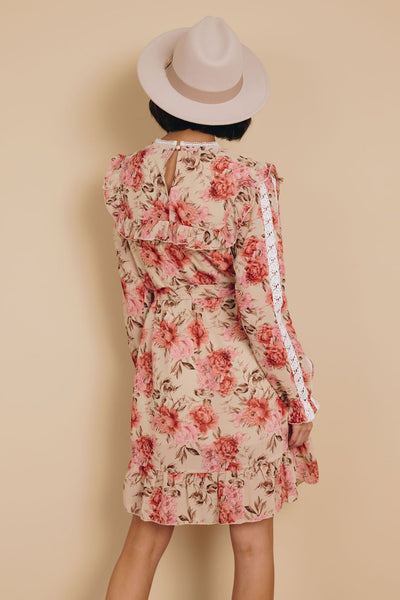 Sunday Service Floral Dress