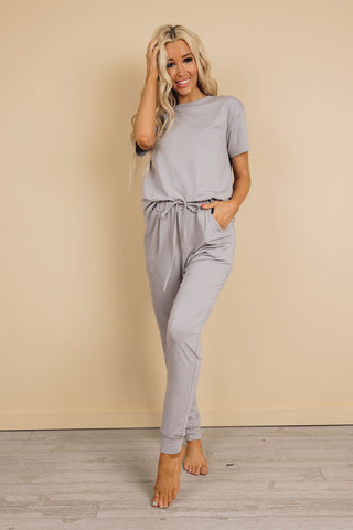 Needed Me Loungewear Set