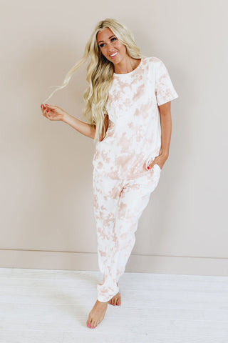 Twenty-Two Tie Dye Loungewear Set