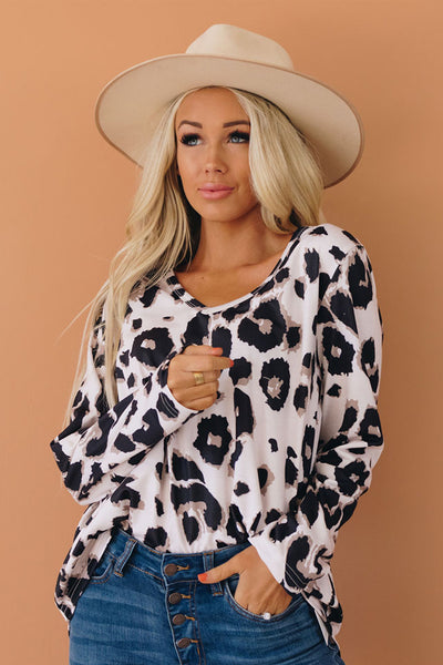 Hollander Leopard Tunic