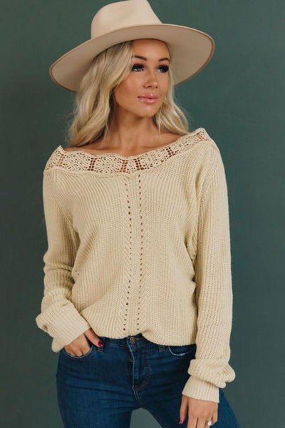 Road Less Traveled Sweater