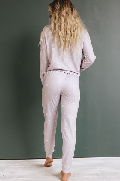 Star Crossed Lovers Loungewear Set