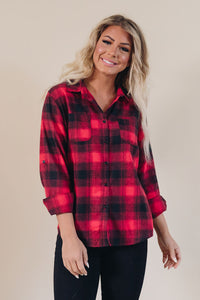 Mckaylee Plaid Shirt