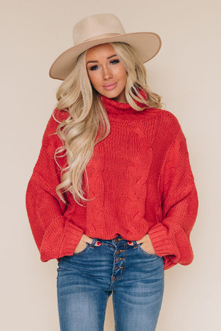 Need for Knit Chunky Sweater