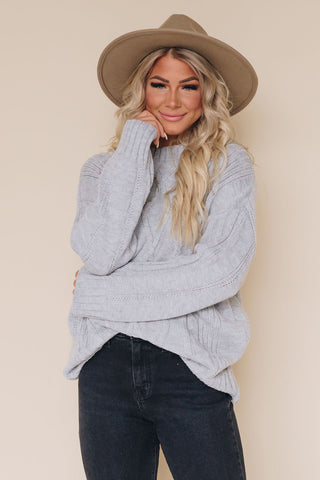 Mimi Chunky Knit Sweater
