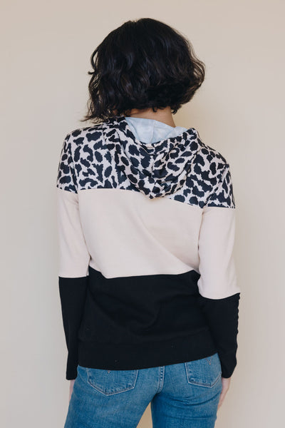 Brittany Leopard Hoodie
