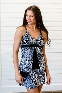 Outer Banks Printed Tankini