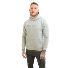 Load image into Gallery viewer, Propel Grey Hoodie