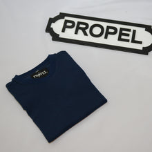 Load image into Gallery viewer, Propel Active Navy T-shirt