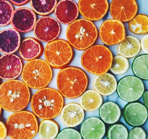 Eating Your Colors, Or the Easiest Path to Health