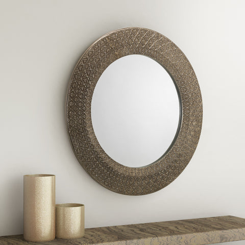 Cadence Ornate Wall Mirror