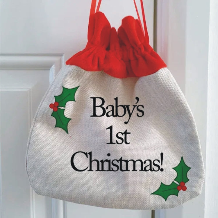 Blessing Bag Baby's 1st Christmas