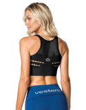 Seamless Crop Sports Bra