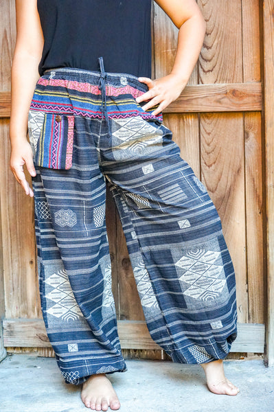 Tribal Boho Harem Pants