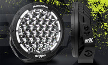 Load image into Gallery viewer, HARD KORR BZR-X SERIES 9'' LED ROUND DRIVING LIGHT PAIR