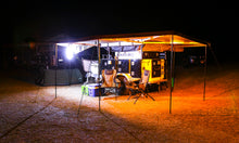 Load image into Gallery viewer, HARD KORR LIFESTYLE 4 BAR ORANGE/WHITE LED CAMPING LIGHT KIT