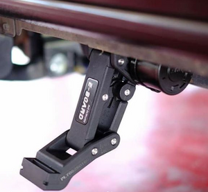 T-Max E-Board Retracting Electronic Side Steps for Toyota Hilux Revo 2015-On 4DR