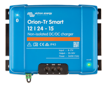Load image into Gallery viewer, Victron Orion-Tr Smart 12/24-15A Non-isolated DC-DC charger