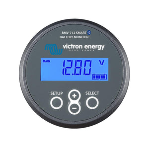 Victron/KORR 100AH Lithium Smart Solar 20A bundle with AC charging and Bluetooth