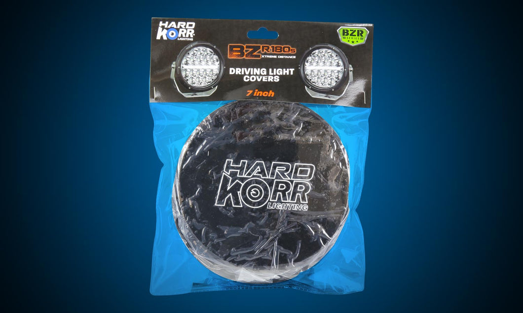 HARD KORR BZR SERIES BLACK LIGHT COVER 7