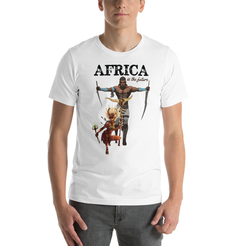 Africa Is The Future Unisex T-Shirt
