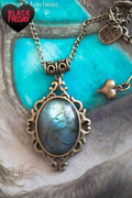 "Collier ""Angel"" Labradorite"