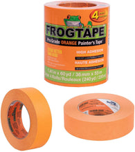 Load image into Gallery viewer, Frogtape CP 199 ORG-48mm x 55m (1.88 in.)