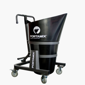PORTAMIX PMP80 Pelican Cart and Canister