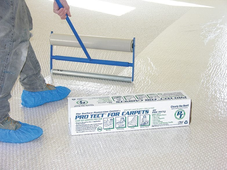 "Pro Tect Carpet Protection Film – 24"" x 200′ Roll"