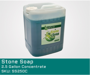 EcoFirm Stone Soap Concentrate
