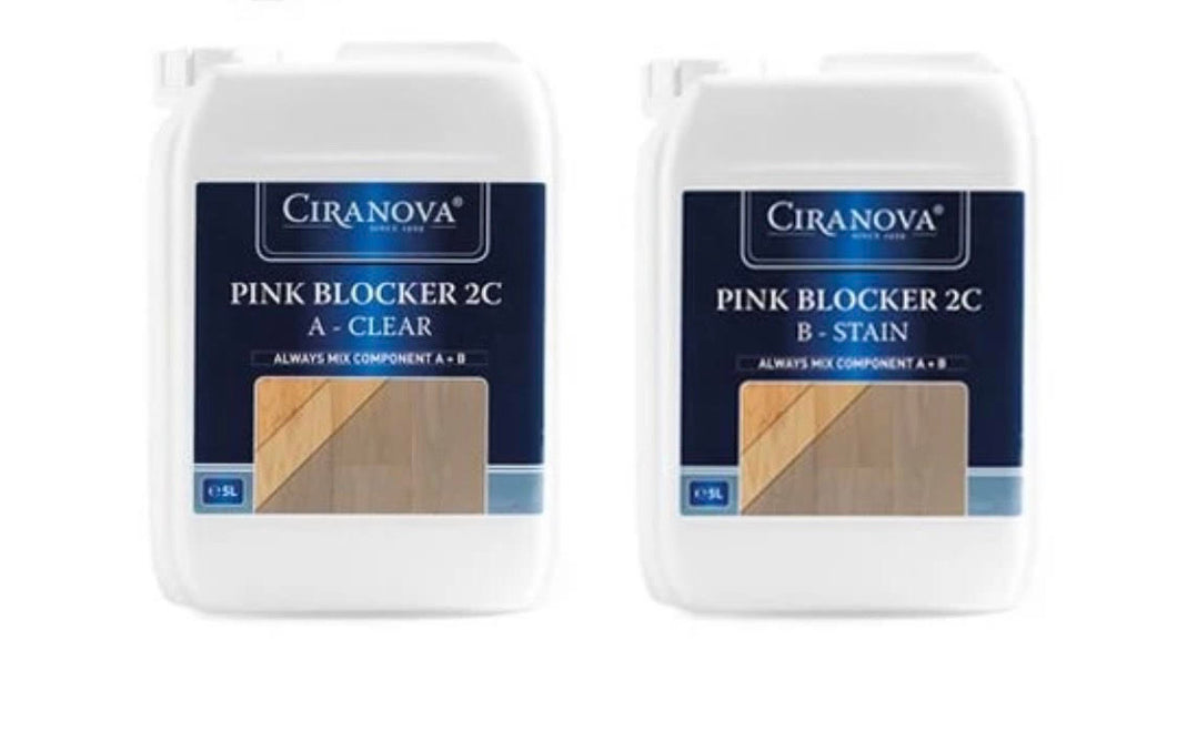 Pink Blocker 2C 1L set 2L (1 + 1)