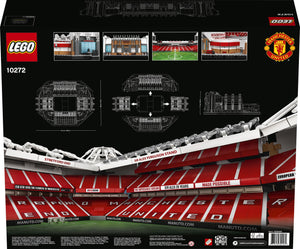 Lego Creator Expert 10272 Old Trafford Manchester United Building Set