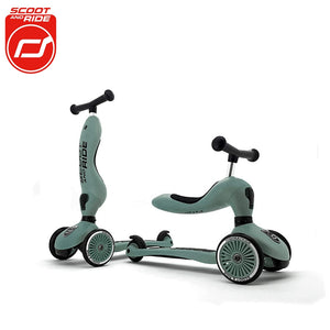 Scoot and Ride Highwaykick 1 Scooter and Ride On Toy For Toddler From 1 to 5 Years Old