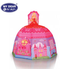 Load image into Gallery viewer, My Dear Princess Design Ball Tent 33010 With 100 Balls Included