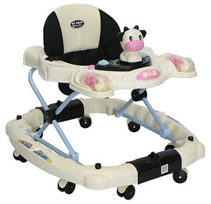 My Dear Baby Walker With Rocking Function 20014 (Cow)