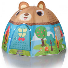 Load image into Gallery viewer, My Dear Bear Design Ball Tent 33008 With 100 Balls Included