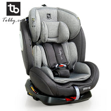 Load image into Gallery viewer, Tobby My Dear Belt/Isofix 360 Degrees Convertible Child Safety Car Seat 30035