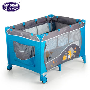 My Dear Baby Playpen 26016 Suitable For Baby From 0m+