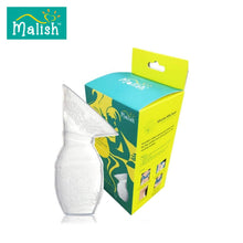 Load image into Gallery viewer, Malish Manual Silicone Milk Saver Collector (FOC Hygiene Cover)
