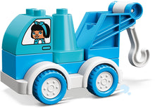 Load image into Gallery viewer, Lego Duplo 10918 My First Tow Truck Educational Tow Truck Toy, Suitable For 1.5 Years and Above Toddlers