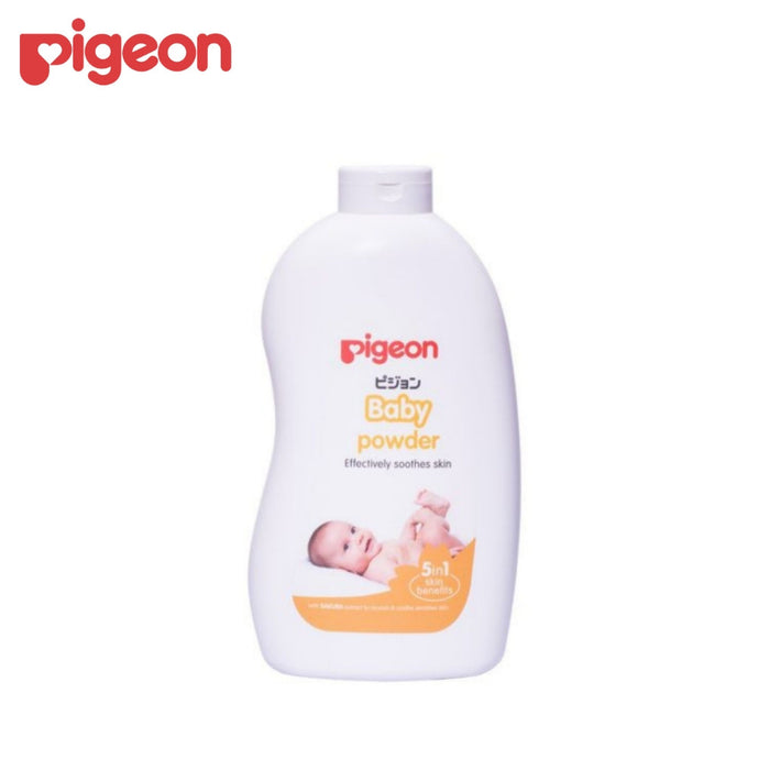 Pigeon Baby Powder 500g With Sakura Extract To Nourish & Soothe Sensitive Skin