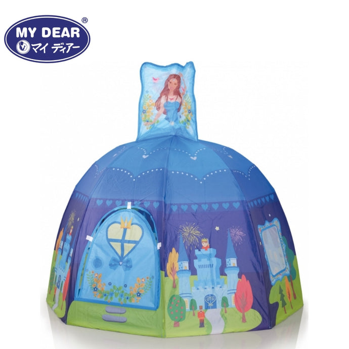 My Dear Princess Design Ball Tent 33012 With 100 Balls Included
