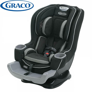 Graco Extend2Fit Convertible Car Seat Clive Fashion Featuring Rapid Remove Cover