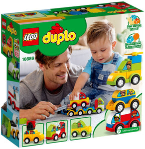 Lego Duplo My First Car Creations 10886 Building Blocks