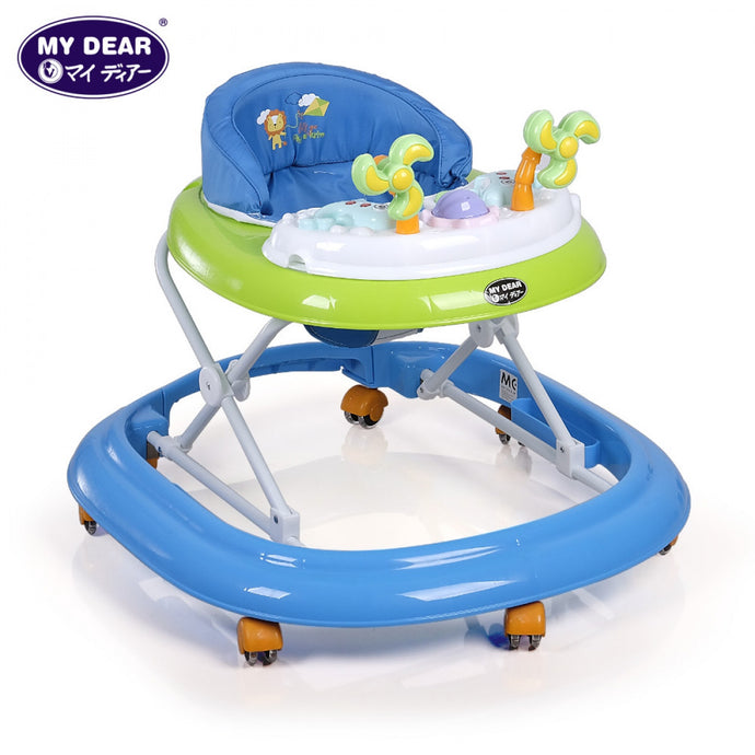 My Dear Baby Walker 20043 With Music Melodies And Rocking Function