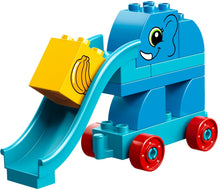 Load image into Gallery viewer, Lego Duplo My First Animal Brick Box 10863 Building Blocks