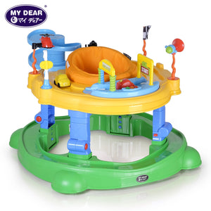 My Dear Multi-Functional Baby Walker And Playstation 20126