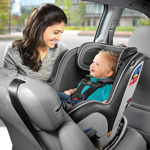 Chicco NextFit Zip Convertible Car Seat Geo