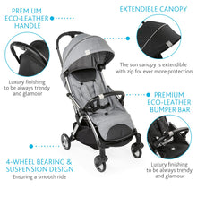 Load image into Gallery viewer, Chicco Goody Light Weight Baby Stroller With Auto Folding System